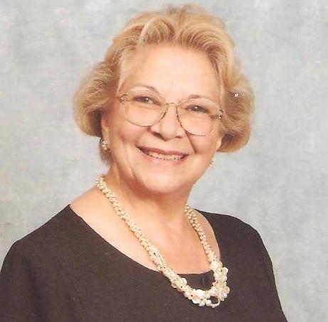 Reverend Rita Garcia'