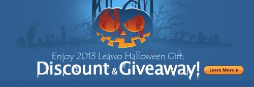 Leawo Halloween Giveaway 2013'