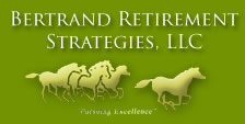 Logo for Bertrand Retirement Strategies'