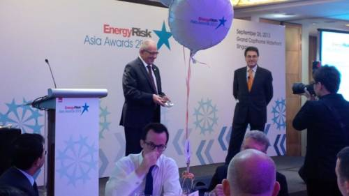 ZE Wins Energy Risk Asia's Technology House of the Yea'