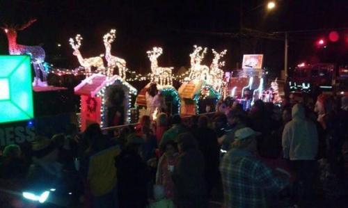 Santa Express'