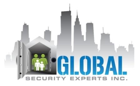 Logo for Global Security Experts Inc'
