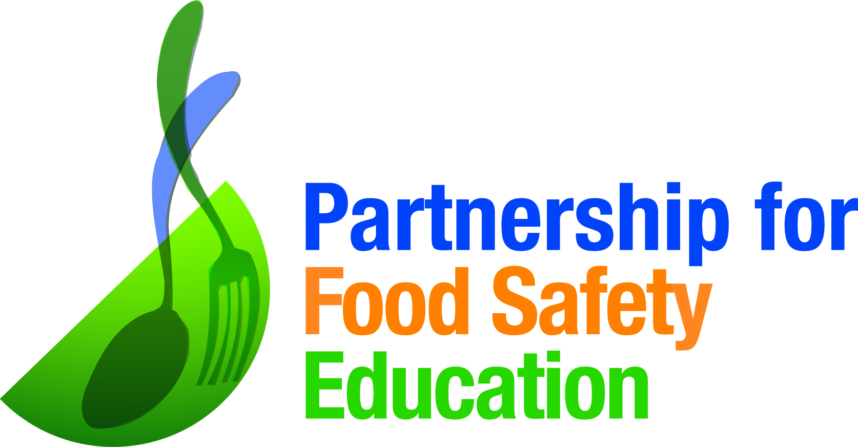 The Partnership for Food Safety Education Logo