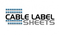 Cable Label Sheets