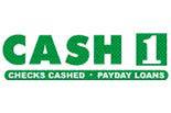 Cash 1 Loans'