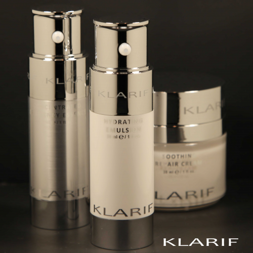 KLARIF's Authentique 3 Step Care'