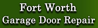 Company Logo For Garage Door Repair Fort Worth'