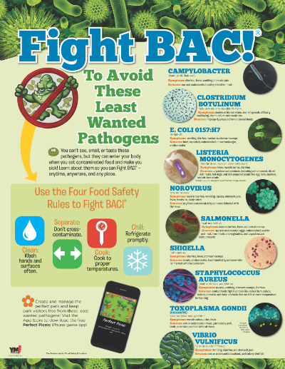 10 Least Wanted Pathogens