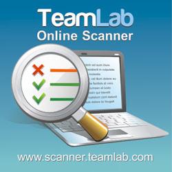 Teamlab Online Scanner'
