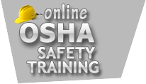 Logo for Online OSHA Safety Training'
