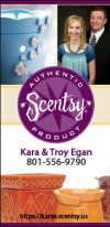 Scentsy Vcard'
