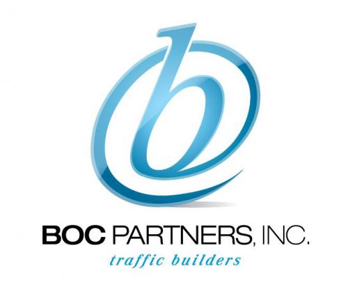 BOC Partners Advertising Logo'