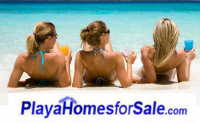 Playa Homes for Sale | PlayaHomesforSale.com Logo