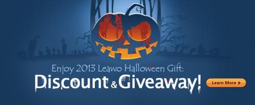 Leawo Halloween Giveaways & Huge Discounts'