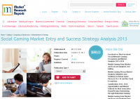 Social Gaming Market Entry & Success Strategy Analysis 2