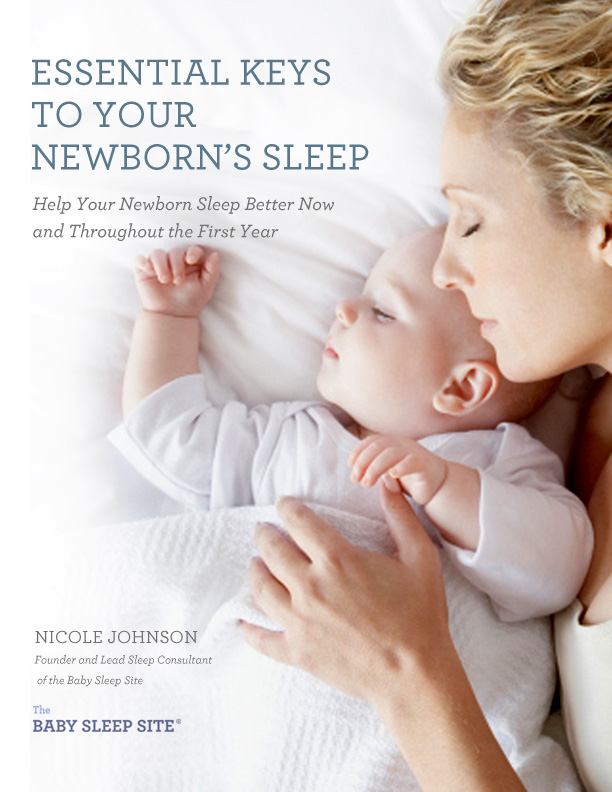 Essential Keys to Your Newborn's Sleep by Nicole Johns