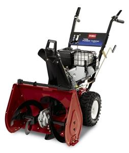 Toro 2-stage snow thrower'