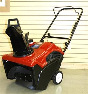 Toro Single Stage Snowthrower