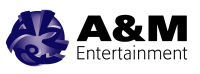 A&M Entertainment Inc. Logo