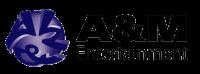 A&M Entertainment Inc. Logo