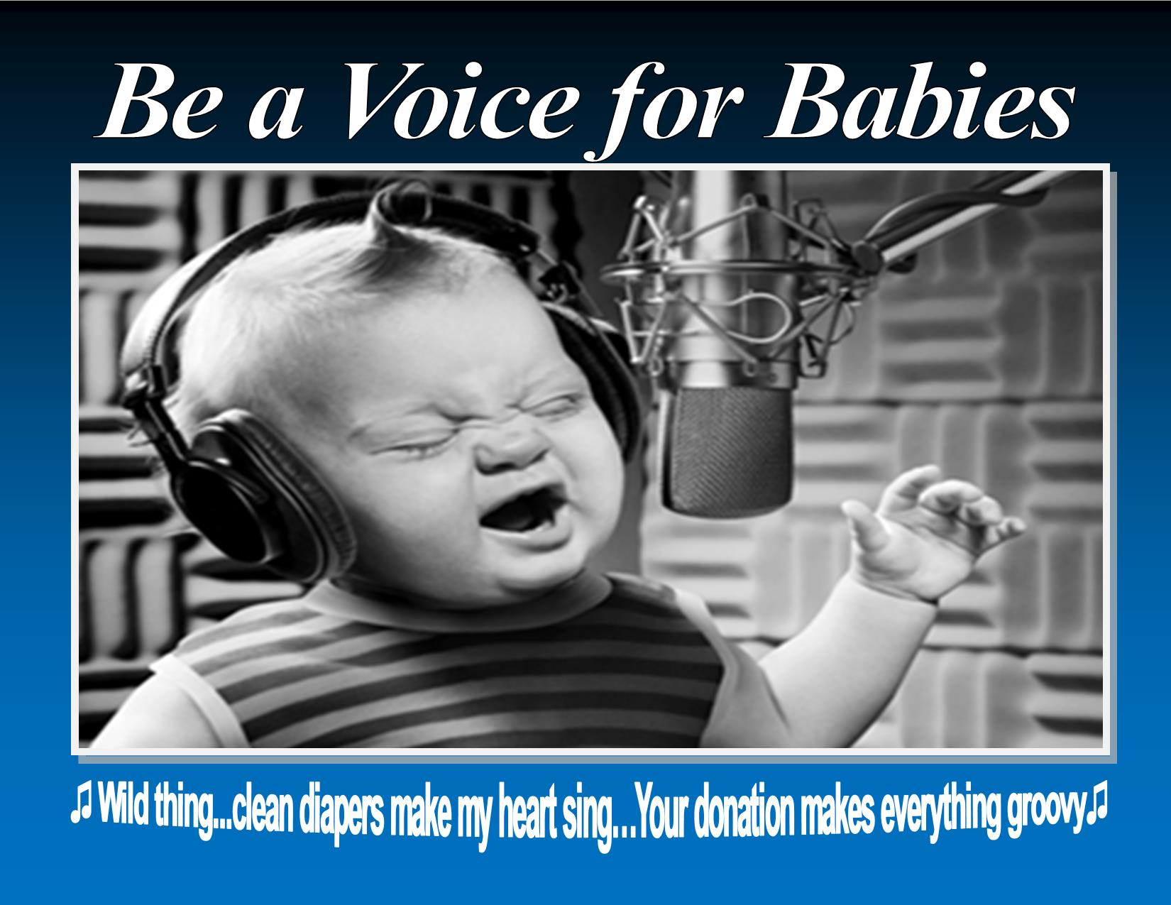 Be a Voice for Babies