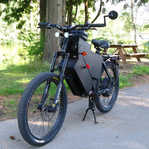 Fast Electric Bike'