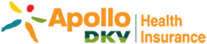 Logo for ApolloDKV Health Insurance Ltd.'