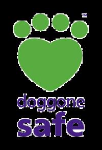 Doggone Safe Logo