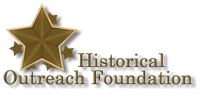 Historical Outreach Foundation Logo