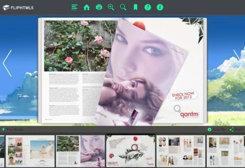 Flip HTML5 – Free PDF to Jquery Flipbook'