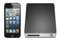 Use iPod, iPad & iPhone as Portable External Hard Drives