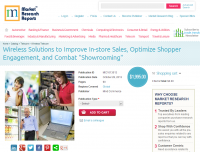 Wireless Solutions to Improve In-store Sales, Optimize Shopp