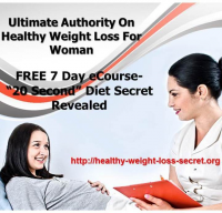 Healthy Weight Loss Secret