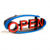 CM Global Swivel LED OPEN Sign Horizontal'
