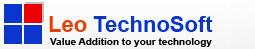 Logo for Leo TechnoSoft'