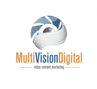MultiVision Digital - online business video marketing service company Logo