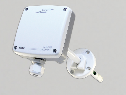 EE85 transmitter for CO2 and temperature measurement in HVAC'