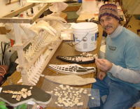 Bonehenge: The Rearticulation of a Sperm Whale
