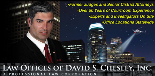 Law Offices of David S Chesley'