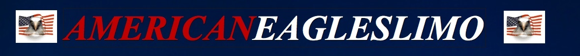 American Eagles Limo Logo