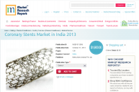 Coronary Stents Market in India 2013