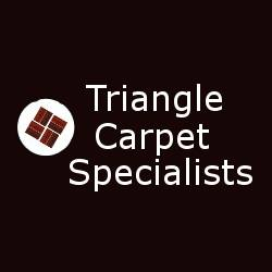 Company Logo For Triangle Carpet Specialists'