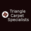 Company Logo For Triangle Carpet Specialists'