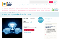 Power Backup Market in India 2013