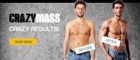 Crazy Mass Body Supplement Logo