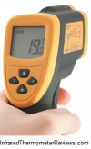 Infrared Thermometer Reviews'