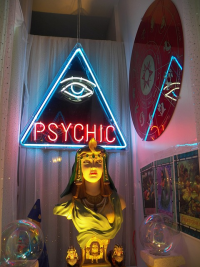 Lucy's Psychic Signal River