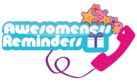 Awesomeness Reminders LLC Logo