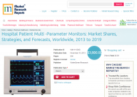 Hospital Patient Multi -Parameter Monitors: Market Shares