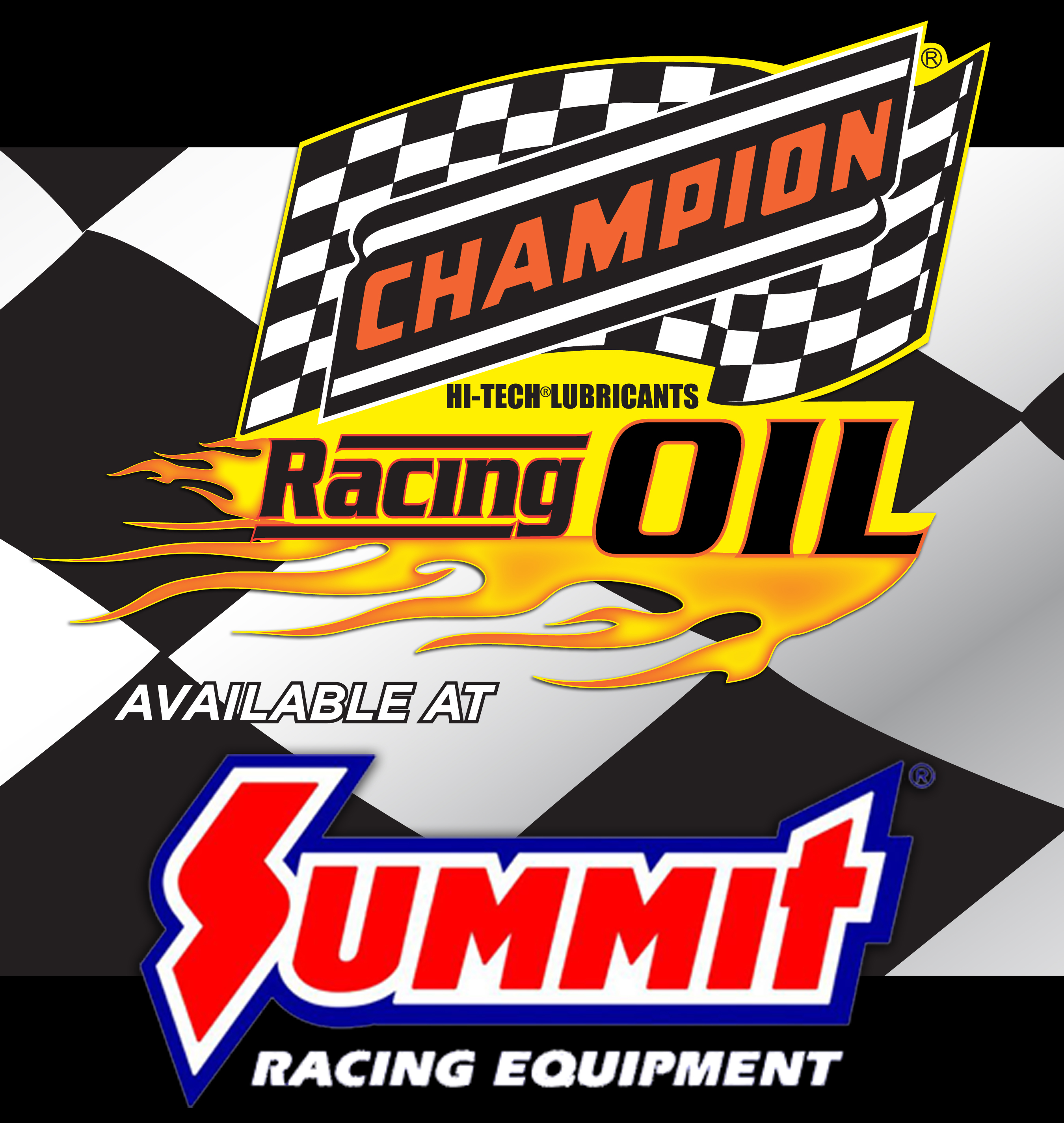 Champion Now Available at Summit Racing